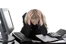 Tendinite stress