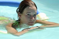 Le shampooing au psoriasis de la partie hispide de la tête