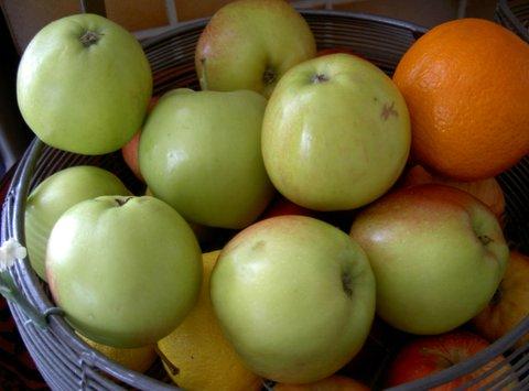 Bien manger - légumes, fruits