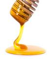 Miel contre l'enrouement