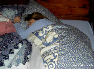 Causes insomnie