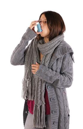 L'asthme ne semble pas augmenter la gravité de la Covid-19