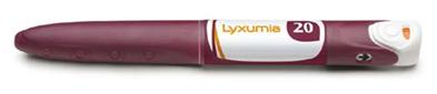 Lyxumia 25