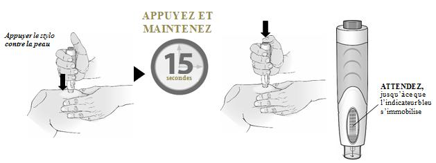 Orencia®, solution pour injection sous-cutanée (stylo pré-rempli) image 8