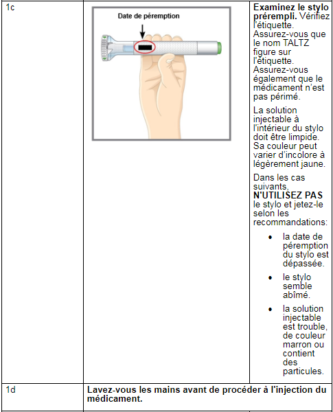 Taltz® stylo prérempli image 4