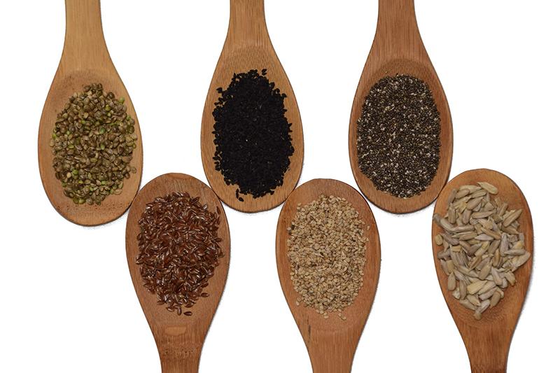 8 graines bénéfiques pour la santé